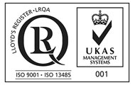 ISO-13845 and UKAS Mark